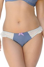 Arizona - Curvy Kate - stringi 3802 - denim